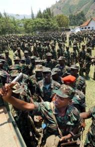 Militaire-Rwandais