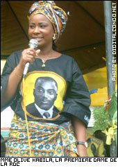 Olive-Lembe-Kabila