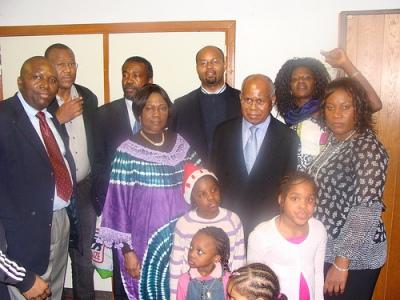 Famille Tshisekedi